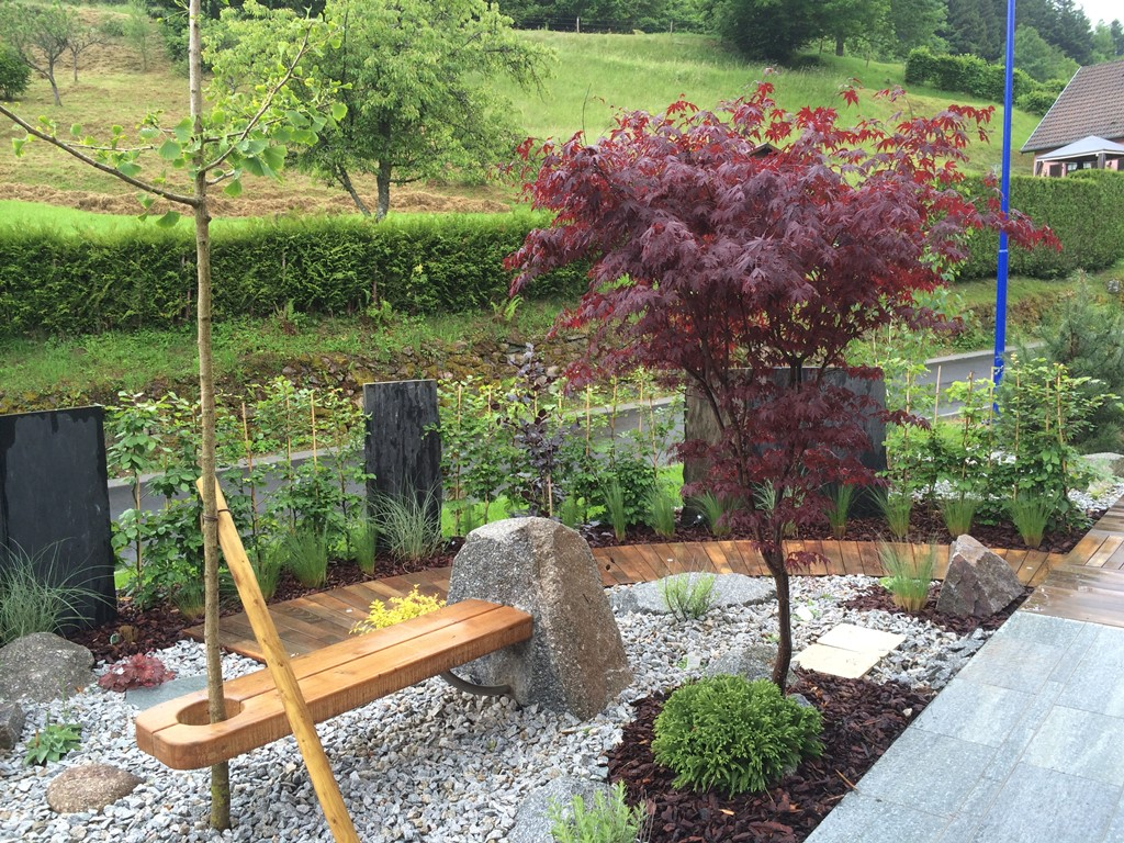 Paysagiste cr ation entretien de jardins terrasse for Creation jardin